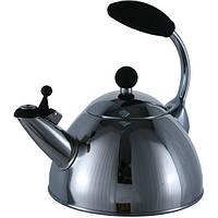 Чайник индукционный со свистком ( 2.5 л.)  Vinzer Presto 89017