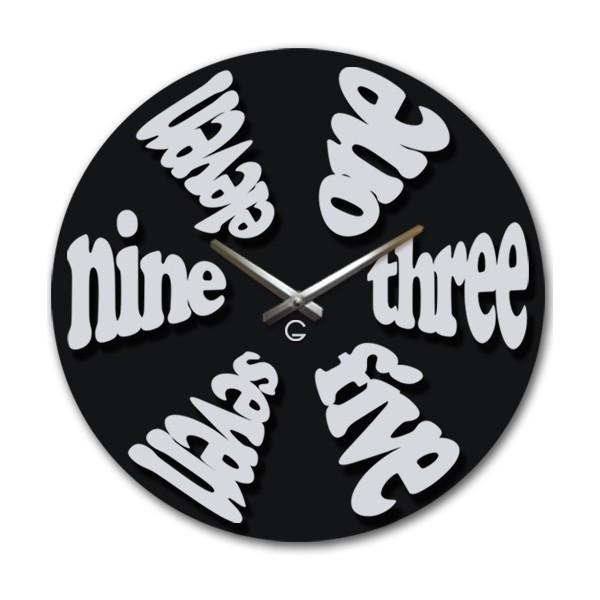 Часы Настенные дизайнерские Idea (Glozis)
