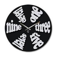 Часы Настенные дизайнерские Idea (Glozis), фото 1