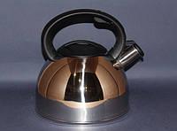 Чайник с свистком OSCAR MK-1304