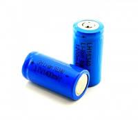 Аккумулятор литий-ионный 16340 IСR123 3.7V 1400mAh (без защиты)