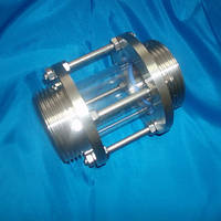 Диоптр трубный резьба/резьба AISI 304/316L DN25
