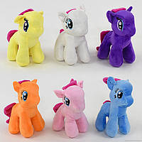 Мягкая игрушка  Пони  «My Little Pony», 6 цветов