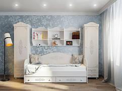 """Подростковая комната """"Ассоль-14"""" Санти мебель"""