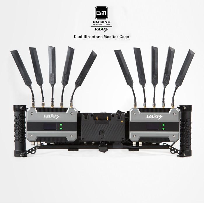 Кейдж на два монитора  Vaxis Dual Director's monitor cage