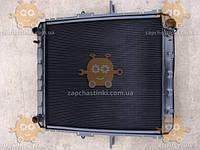 Радиатор охлаждения МАЗ 54325 (4-х рядный медный) (основной радиатор) (пр-во Россия)