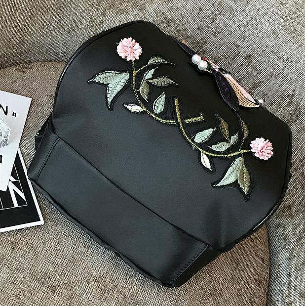 женский рюкзак нейлон