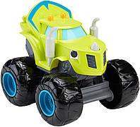 Чудо-машинка Говорящий Зег от Fisher price - Nickelodeon Blaze and the Monster Machines США