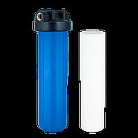 Проточный фильтр механической очистки воды ВВ20