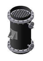 Рекуператор для твердотопливного котла 150 кВт