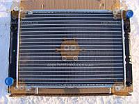 Радиатор охлаждения Газель Соболь 3 рядный алюмин. (на штырях нового образца) (пр-во TEMPEST Тайвань)