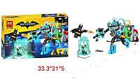 Конструктор LEGO The Batman Movie Ледяная aтака Мистера Фриза 222 деталь