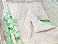 """Комплект детского постельного белья 120х60 см  """"Фейерверк"""""""