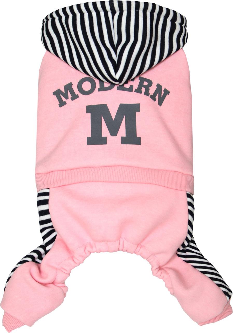 Комбинезон для животных Добаз, Dobaz Modern розовый