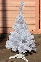 Искусственная Елочка Белая 1 м. Новогодняя елка, ёлка. Штучна новорічна ялинка 100 см