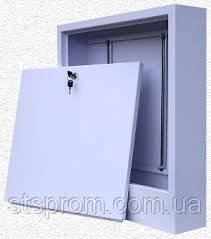 Шкаф коллекторный на 2 вых. 360х580х120 наружный