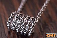 Chain Coil 2.5мм, 5 витков, Кантал А1, 0.3мм, 4 жилы