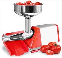 Соковыжималка электрическая для томатов NEW OMRA Spremy 850M