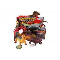 Динозавры резиновые