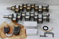 Коленчатый вал (коленвал) ЮМЗ-Д65  Д-65 Д03-С91-А, фото 1