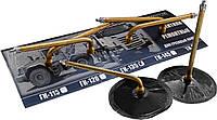 Вентиль для шин  грузовой 145 гнутый, фото 1