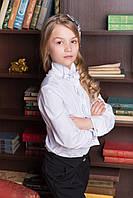 Блузка школьная для девочки, фото 1
