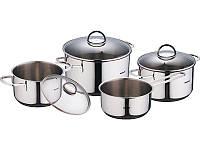 Набор посуды 7 пр Bergner BG-6296