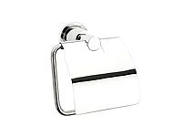 Держатель для туалетной бумаги KUGU Eva 111 (латунь, хром)(Бесплатная доставка  )