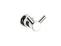 Крючок двойной KUGU Eva 110 (латунь, хром)(Бесплатная доставка  )