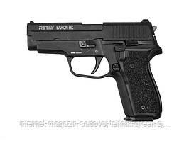 Пистолет стартовый (сигнальный) Retay Baron HK (black)