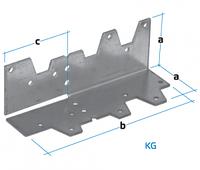 Уголок универсальный KG-1 40х40х120