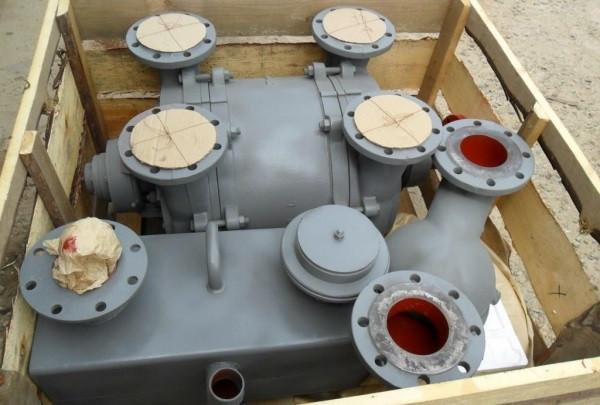 Насос 150-SZO-384-290-00 водокольцевой