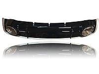 Диффузор заднего бампера Audi A4 в стиле RS4