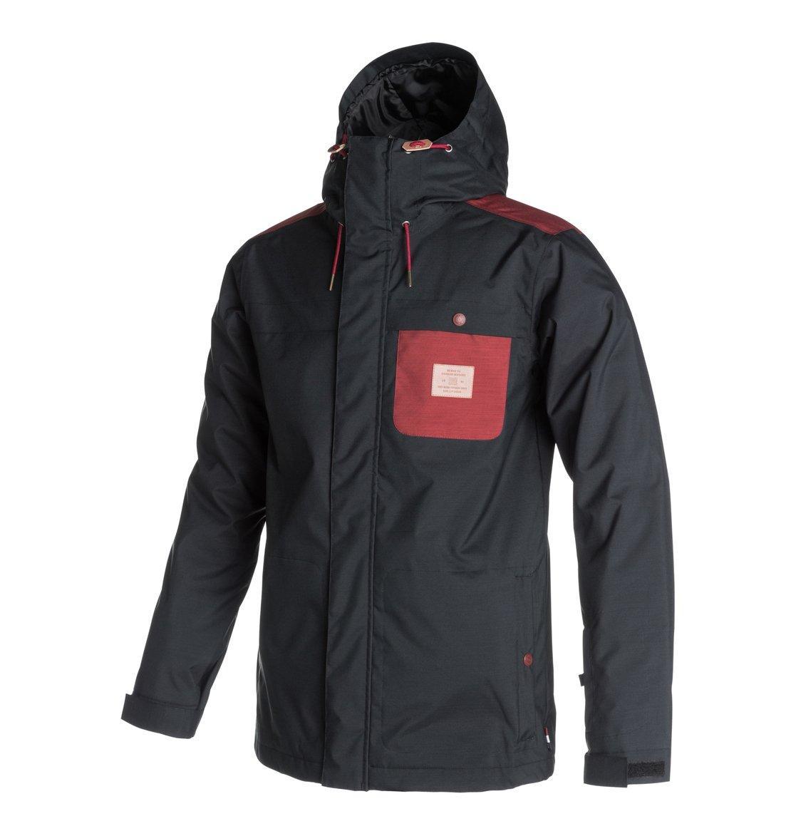 8a43d2121af Мужская сноубордическая куртка DC Men s Delinquent 17 Jacket - Sport Active  People - Интернет Магазин Спортивной