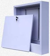 Шкаф коллекторный на 2-3 вых. 420х580х120 наружный