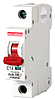 Модульный автоматический выключатель C16, 1 р, 16А, C, 10кА