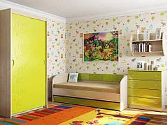 "Детская комната""Маугли""Санти мебель"
