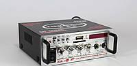 Портативный усилитель звука AMP SN-808 AC с динамиком