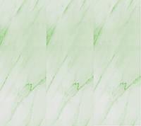 Панель пластиковая 250х6000х8 мм, Мрамор Зеленый лак.