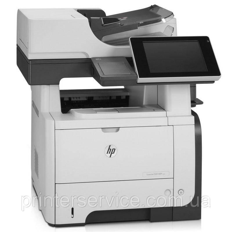 б/у МФУ HP LaserJet Enterprise 500 MFP M525dn А4 в хорошем состоянии ADF duplex