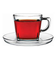 Чайный набор (6 шт), стекло Балтик 95307