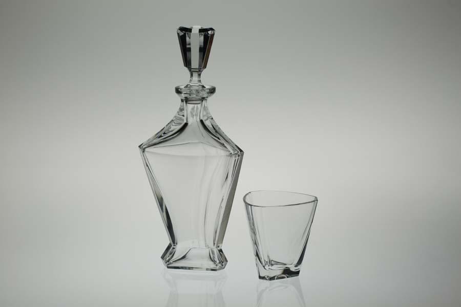 Набор для виски (7пр.) BOHEMIA triangle 6597