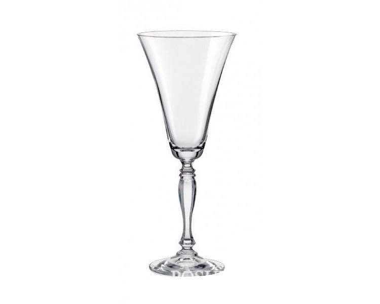 Набор бокалов для вина (230 мл/6 шт.) BOHEMIA Viktoria 4591