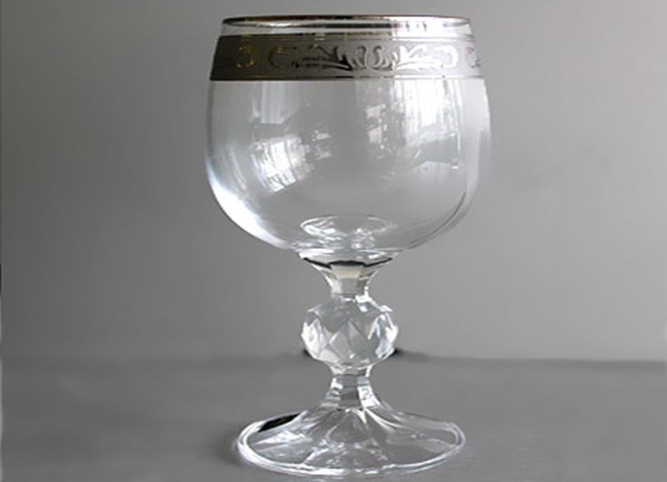 Набор рюмок для ликера (6шт./50 мл) BOHEMIA Claudia 3951