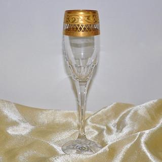 Набор бокалов для шампанского (150 мл/6шт.) BOHEMIA 4224