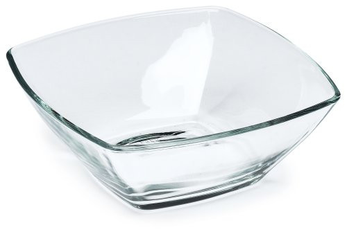 """Салатник стеклянный BORMIOLI ROCCO """"Eclissi """" 631350F (17 см)"""
