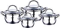 Набор посуды 8 пр Bergner BG-6523