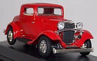 1:43 Ford 3-Window Coupe  1932 г., фото 1