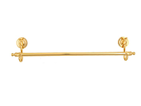 Полотенцедержатель KUGU Versace 201G (латунь, золото)(Бесплатная доставка  )