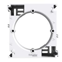 Дополнительная коробка для наружного монтажа ASFORA белая, Schneider Electric
